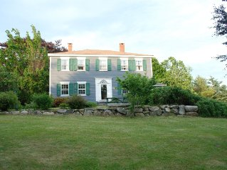 Historic 10 Bedroom, 3 House Family Compound On Hatch's Cove