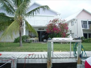 Abaco, Treasure Cay , Condo with Free Boat Slip, Ground levels