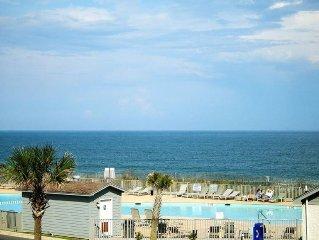 Myrtle Beach Resort - Prime, Ocean View, Remodeled, End Unit