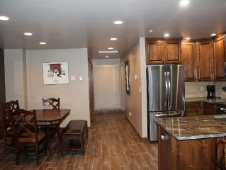 Completely Renovated Condo on Golf Course