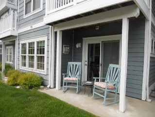 Cottage- Charm Condo With Park View, Downtown & Beach, Too