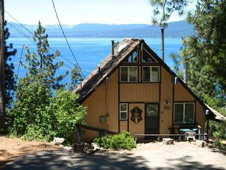 'Sunset Chalet' Spectacular - Panoramic - Lake Tahoe Views!!!! Wifi