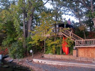 Cayuga Lake Getaway (room rental only)- Accepting reservations for 2020