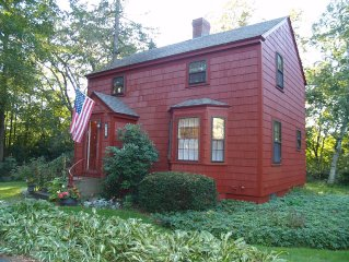 1920's  Cottage in the heart of York Harbor
