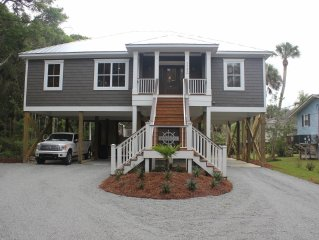 Newer Construction Beachwalk Home with new pool beginning February 2021.