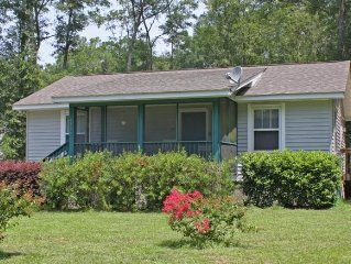 Seabrook Cottage -  Nestled among the trees, a quiet rural retreat!