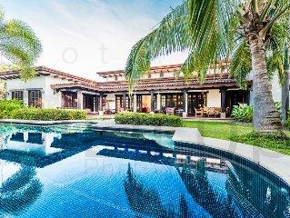 Casa Nibbana at the Hacienda Pinilla Resort/JW Marriott  Guanacaste