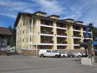 Large Condo 2 Floors! Top corner unit Mountain &  Village views!