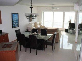 Luxury Oceanfront with Panoramic Views – Best Resort in Mazatlan!
