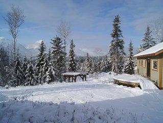 Peaceful mountain retreat