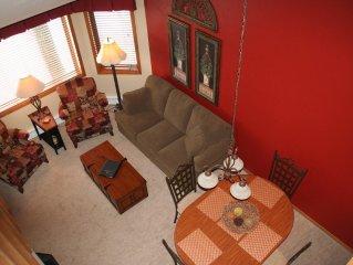 Landmark Resort  2 Bedroom/1 Bath, Granite! - WATER VIEW!