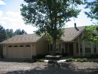 Home In The Tall Pine Of Pinetop, Close Ski Resort, Golf Course And Dinners