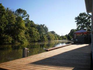 Vacation Rental,Cedar Island Marina,Beach,Boatin,Fishin,Kayak,Wineries,PointPele