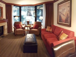 Resort at Squaw Creek 1-Bdrm Suite - Golf, Pools, Ski-in & Out, IceSkate