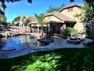 All The Bells & Whistles: Pool, Hot Tub, Gas Firepit, Bbq, Pool Table, Ping Pong