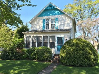 Blue Gable, within walking distance to everything great in South Haven...