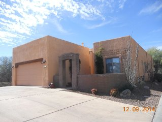 Very Private, Newly Furnished Home In Barrio De Tubac