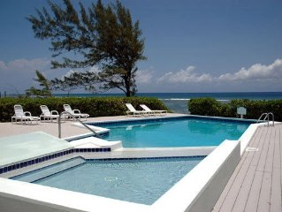 North Pointe oceanfront Pool