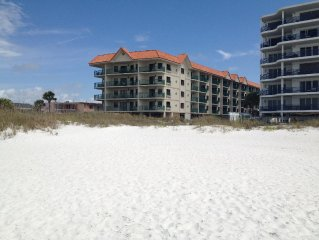 APRIL- MAY  DATES NOW  AVAILABLE VISTAS ON THE GULF CONDO ON ST. PETE'S BEACH