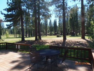 Beautiful Getaway On Plumas Pines Golf Resort