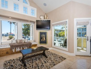 Luxury ocean view property. Steps to the beach and Boardwalk!