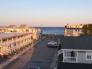 Ocean Blk, Beautiful 3 Story Townhouse - 78th Street - Great Ocean and Bay Views