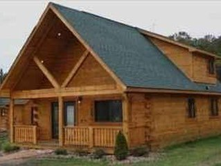 Villa/Log Cabin- Jellystone Water Park (Yogi Bear Theme) in Warrens ~WI~