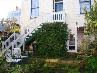 Charming Garden Studio Near Dolores Park