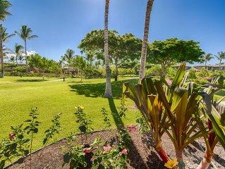5-Star Luxury in Paradise  - The Fairways at Mauna Lani, Big Island of Hawai