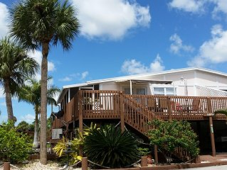 Luxury Waterfront Villa in Everglades City