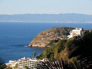 Puerto Vallarta South,Mismaloya, Ocean View,Large Groups,Families!