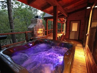 Sunset Creek Spa - Luxury Spa Cabin with Wet Steam Spa with Aromatherapy..