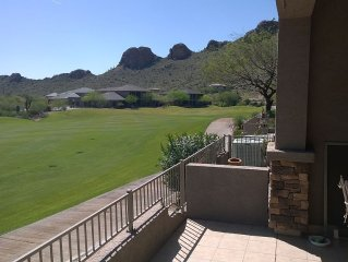 Relaxing townhome on Sidewinder Golf Course