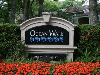 Cozy Condo Retreat in Ocean Walk, Walk to the Village