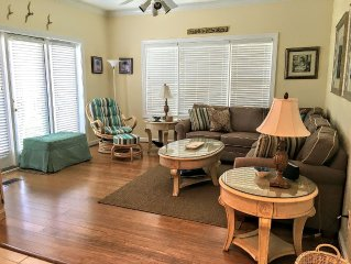 'Priceless' Almost Ocean Front , 4BR/4BA, Upgraded, Pets, Wifi & MORE!