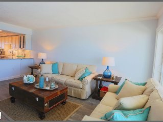 Beach Front Condo for Rent