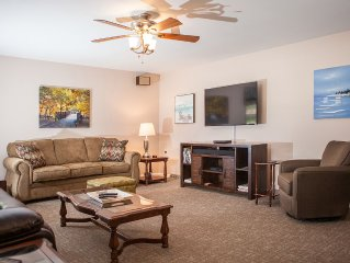 Perfect Setting For Relaxing Or Entertaining Your Family & Guests.