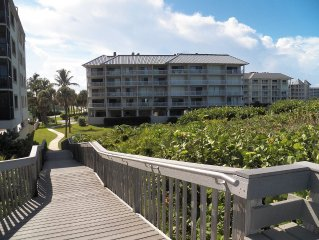 Oceanfront- newly furnished condo in Marriott community on Hutchinson Is. FL