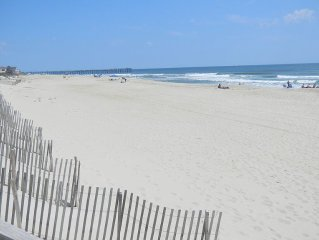 HOT SPOT!! - Rodanthe Oceanfront Condo Sleeps 4-6