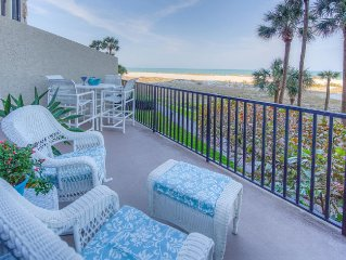 Right on the BEACH!    Exclusive Lighthouse Towers,  Sand Key,  Clearwater Beach