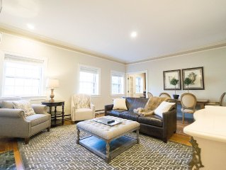 Large 3.5 BR / 2 BA Penthouse Duplex in Boston's Beacon Hill