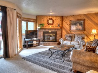 NEW MID-WEEK RATES!!! -  'In The Heart of Breckenridge'