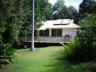 Gilligan's-a Secluded Honeymoon Cottage Near a Beautiful Beach