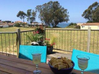 Ocean View at La Selva Beach / Manresa State Beach / Santa Cruz