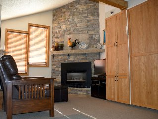 Penthouse Sport Studio - Ski-In/out - Fireplace - Balcony - Iron Horse Resort