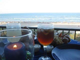 5 Star South Padre Island Intimate Gulf Beachfront Condo with Amazing View