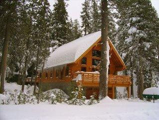 Newly Built Nature Inspired  Serene Cabin-