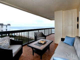 Completely Renovated! Amazing Views Of The Beach For Miles