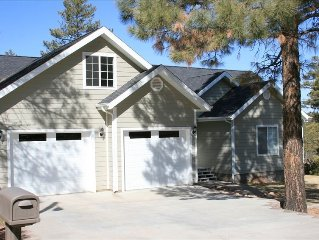 Show Low Home with Scenic Views