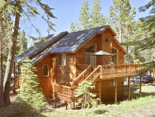 You'll Love the Cozy and Luxurious Chalet Sierra!